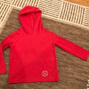 Baby girl gap surf long sleeve hoodie t shirt